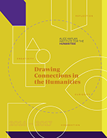 Cover of 2016-17 Kaplan Humanities Institute booklet