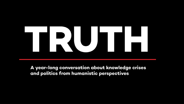 Graphic for Truth Dialogues 2017-18