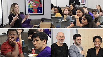 Kaplan Humanities Scholars Orientation, Fall 2019